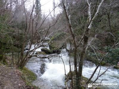 Salto del Nervión - Salinas de Añana - Parque Natural de Valderejo;excursiones alrededor de madrid